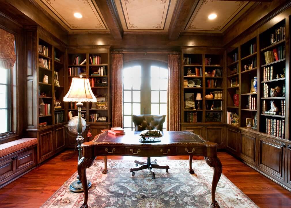 Desain Rumah Klasik Kayu Simple dan Elegan