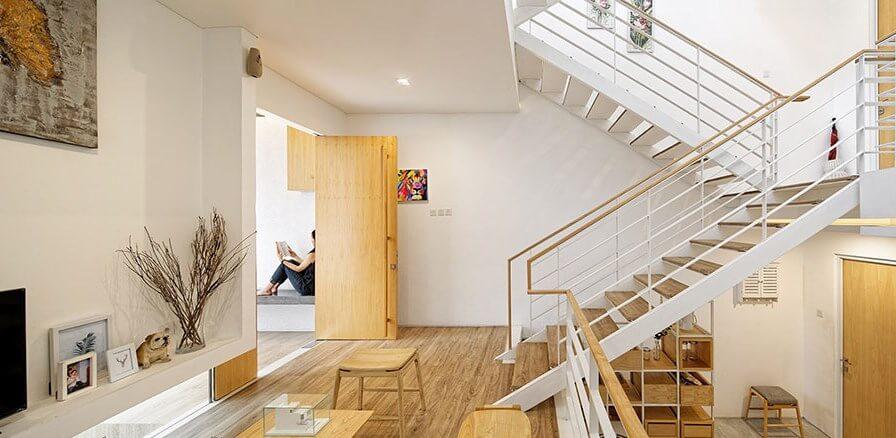 Mengenal Strategi Desain Rumah Split Level Bertingkat