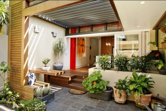 Bingung Bikin Desain Teras Rumah Minimalis Modern Raw Architects