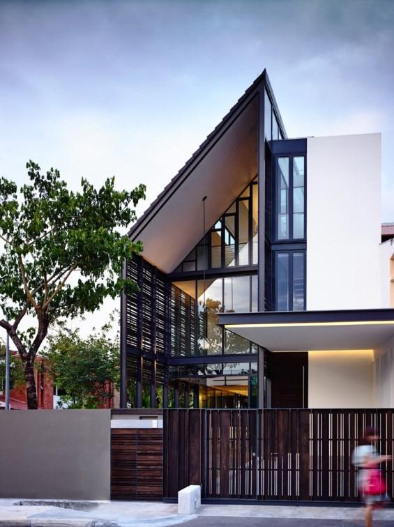 Inspirasi Desain Rumah Tropis Cantik Nan Mewah