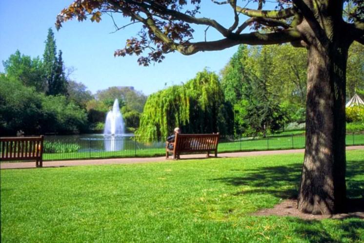 Tips Merancang Taman Kota