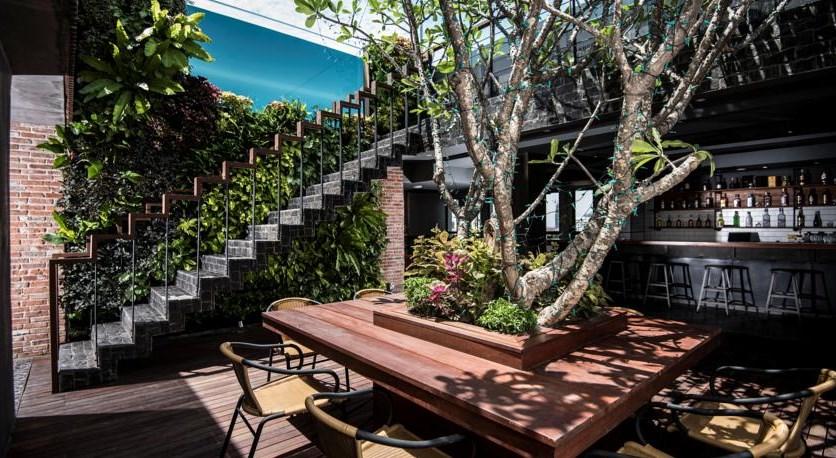 Intip Konsep Rumah Urban Resort yang Modern