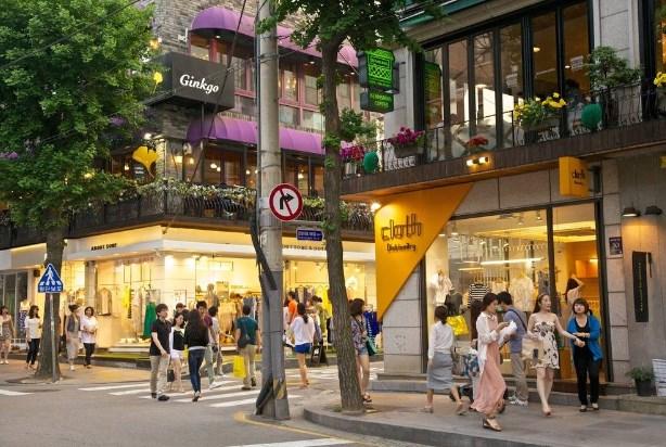 Wow, Ini Style Distrik Gangnam yang Terkenal Mewah