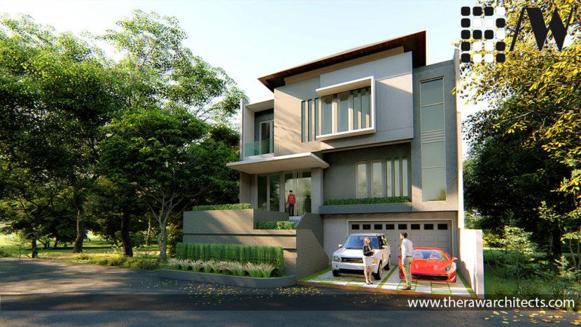 Jasa Arsitek Reputasi Terpercaya di Serpong Tangerang Selatan