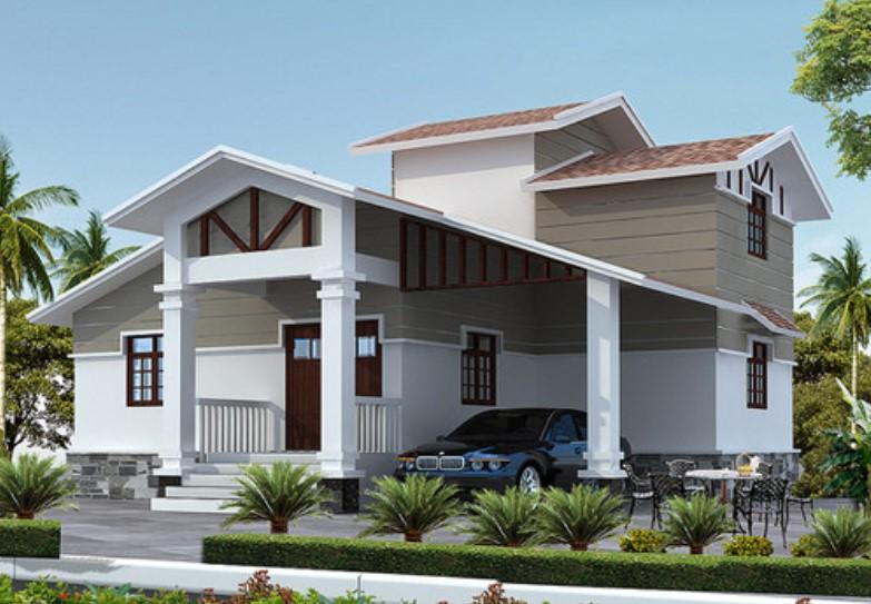Jasa Desain Rumah di Serpong Utara Tangerang Selatan