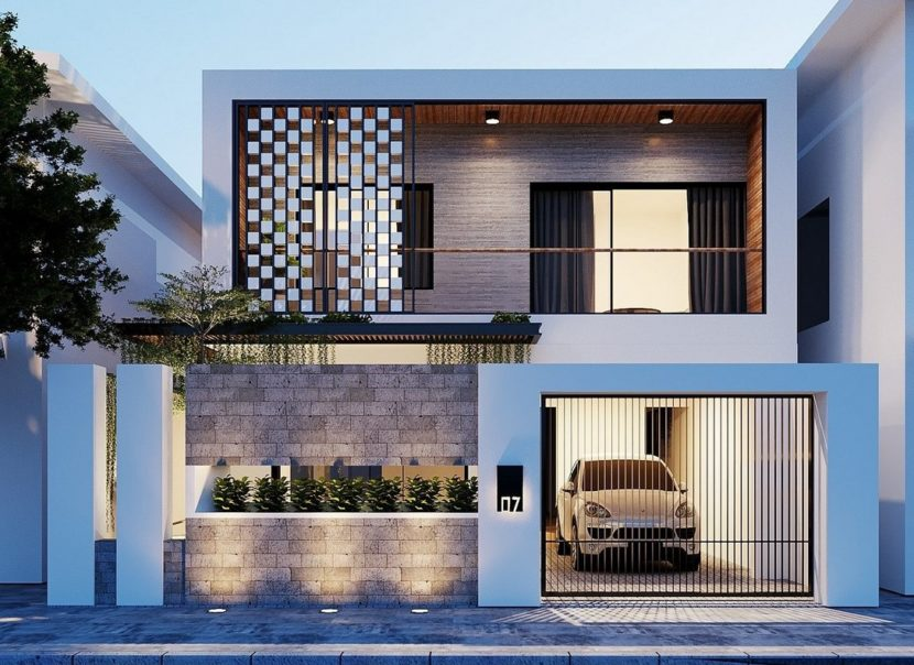 Jasa Arsitek Rumah di Larangan Tangerang