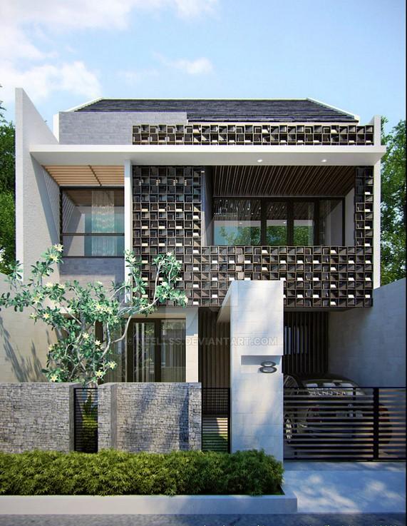 Jasa Arsitek Rumah di Serpong Utara Tangerang Selatan