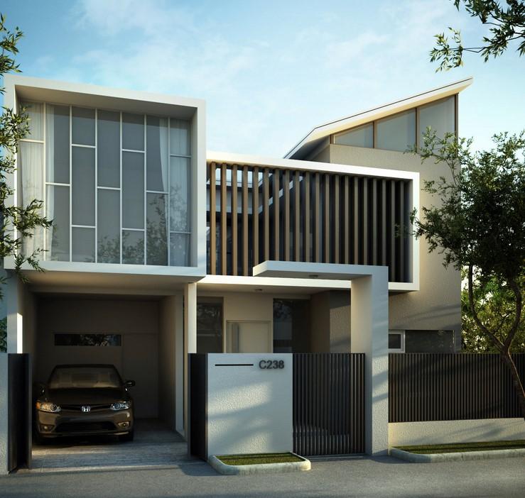 Jasa Arsitek Rumah di Pondok Aren Tangerang Selatan