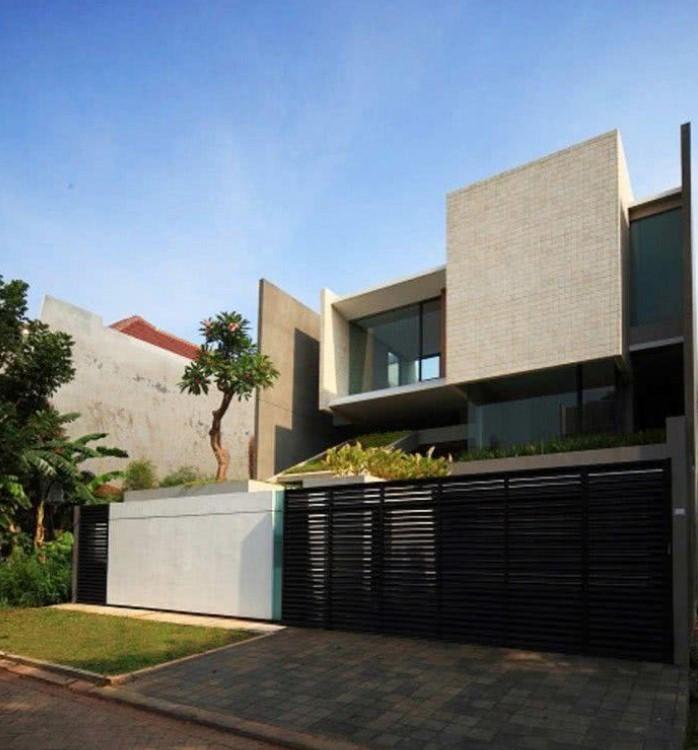 Gambar Rumah di Serpong Tangerang Selatan
