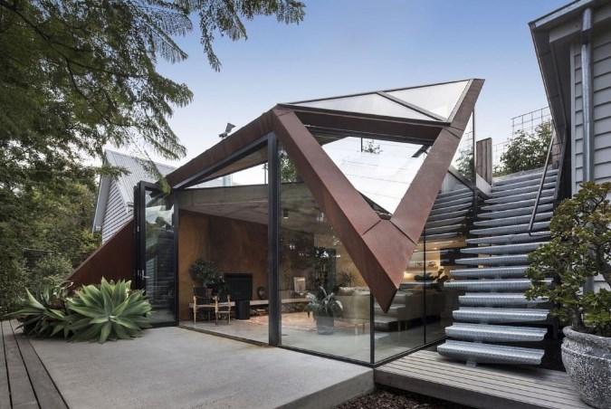 4 Elemen Fasade Dalam Desain Rumah Tinggal