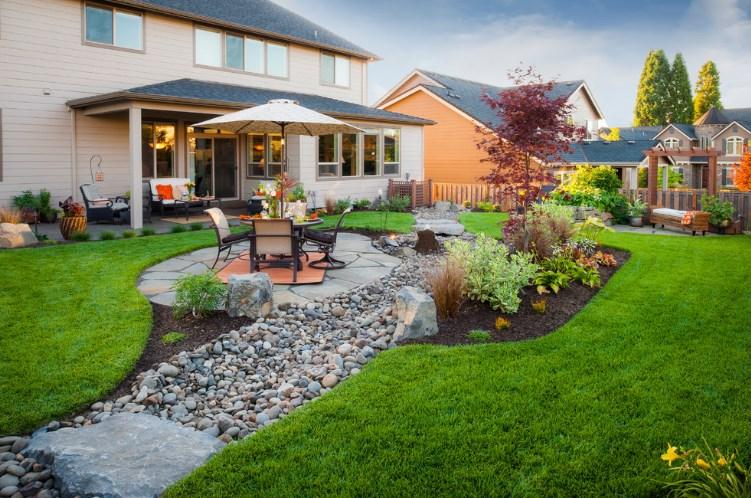 Tips Dan Ide Menarik Untuk Membuat Taman Rumah